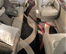Gulfstream G200-Custom Floor Carpet Installation Only