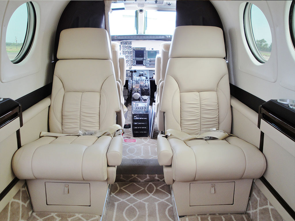 Aircraft cabinetry southwest houston airport aircraft for Aircraft interior designs